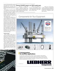 Maritime Reporter Magazine, page 15,  Oct 2017