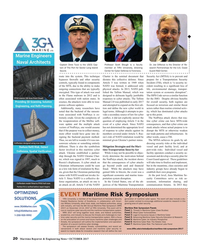 Maritime Reporter Magazine, page 20,  Oct 2017