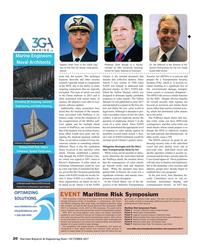 Maritime Reporter Magazine, page 20,  Oct 2017