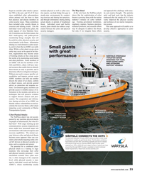 Maritime Reporter Magazine, page 21,  Oct 2017