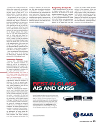 Maritime Reporter Magazine, page 25,  Oct 2017