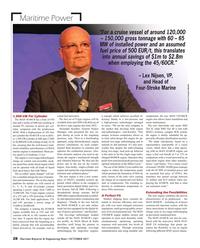 Maritime Reporter Magazine, page 28,  Oct 2017
