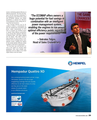 Maritime Reporter Magazine, page 29,  Oct 2017