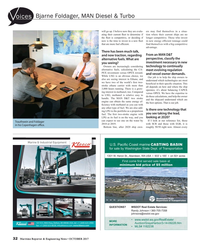 Maritime Reporter Magazine, page 32,  Oct 2017