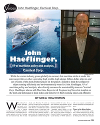 Maritime Reporter Magazine, page 35,  Oct 2017