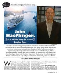 Maritime Reporter Magazine, page 35,  Oct 2017