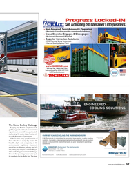 Maritime Reporter Magazine, page 37,  Oct 2017