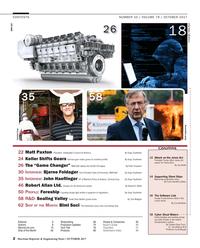 Maritime Reporter Magazine, page 2,  Oct 2017
