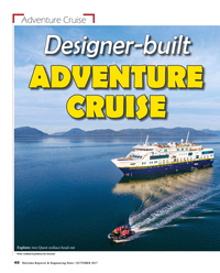 Maritime Reporter Magazine, page 40,  Oct 2017