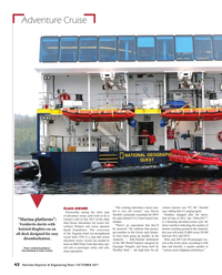 Maritime Reporter Magazine, page 42,  Oct 2017
