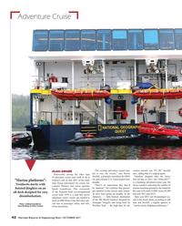 Maritime Reporter Magazine, page 42,  Oct 2017