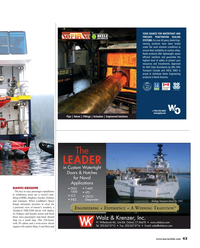 Maritime Reporter Magazine, page 43,  Oct 2017