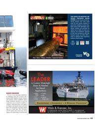 Maritime Reporter Magazine, page 43,  Oct 2017