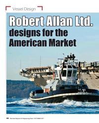 Maritime Reporter Magazine, page 46,  Oct 2017