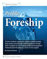 Maritime Reporter Magazine, page 50,  Oct 2017