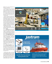 Maritime Reporter Magazine, page 53,  Oct 2017