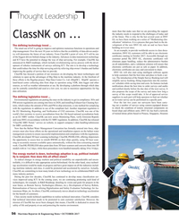 Maritime Reporter Magazine, page 56,  Oct 2017