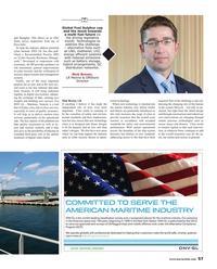 Maritime Reporter Magazine, page 57,  Oct 2017