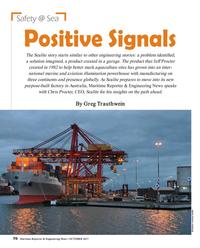 Maritime Reporter Magazine, page 70,  Oct 2017