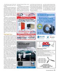 Maritime Reporter Magazine, page 71,  Oct 2017