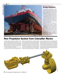 Maritime Reporter Magazine, page 74,  Oct 2017