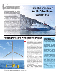 Maritime Reporter Magazine, page 76,  Oct 2017