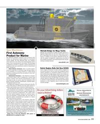 Maritime Reporter Magazine, page 77,  Oct 2017