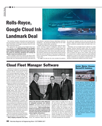 Maritime Reporter Magazine, page 80,  Oct 2017