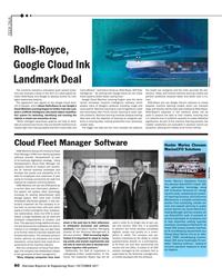 Maritime Reporter Magazine, page 80,  Oct 2017