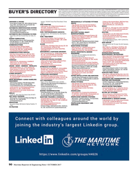 Maritime Reporter Magazine, page 90,  Oct 2017