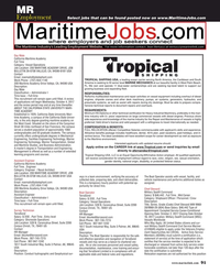 Maritime Reporter Magazine, page 91,  Oct 2017