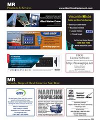 Maritime Reporter Magazine, page 95,  Oct 2017