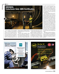 Maritime Reporter Magazine, page 101,  Nov 2017