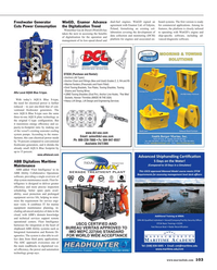Maritime Reporter Magazine, page 103,  Nov 2017