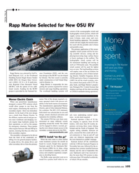 Maritime Reporter Magazine, page 105,  Nov 2017