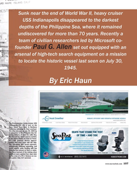Maritime Reporter Magazine, page 107,  Nov 2017
