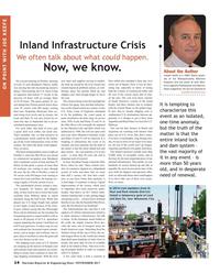 Maritime Reporter Magazine, page 14,  Nov 2017