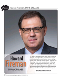 Maritime Reporter Magazine, page 32,  Nov 2017