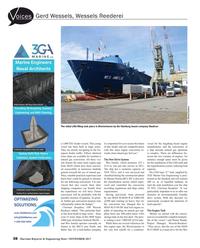 Maritime Reporter Magazine, page 38,  Nov 2017