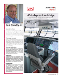 Maritime Reporter Magazine, page 49,  Nov 2017