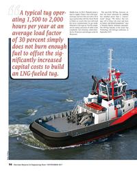 Maritime Reporter Magazine, page 56,  Nov 2017