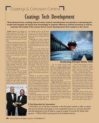 Maritime Reporter Magazine, page 86,  Nov 2017