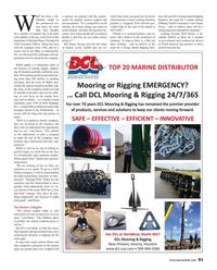 Maritime Reporter Magazine, page 91,  Nov 2017