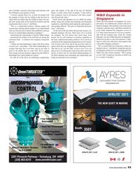 Maritime Reporter Magazine, page 93,  Nov 2017