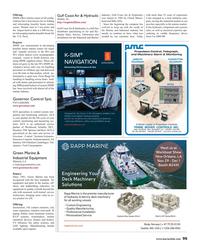Maritime Reporter Magazine, page 95,  Nov 2017