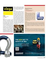 Maritime Reporter Magazine, page 97,  Nov 2017