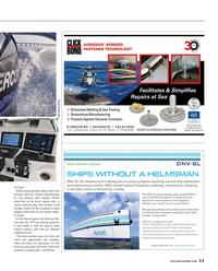 Maritime Reporter Magazine, page 11,  Dec 2017