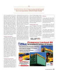 Maritime Reporter Magazine, page 15,  Dec 2017