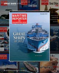 Maritime Reporter Magazine, page 30,  Dec 2017