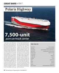 Maritime Reporter Magazine, page 34,  Dec 2017